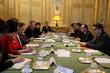 Le président de la République à l'écoute des chefs d'établissement et des recteurs