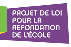 Projet de loi pour la refondation de l'cole : examen du texte au Snat
