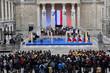 Le monde scolaire et universitaire a rendu un hommage public à Pierre Brossolette, Germaine Tillion, Geneviève de Gaulle-Anthonioz et Jean Zay