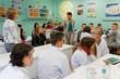 Éducation prioritaire : déplacement à Douai, dans l'académie de Lille