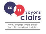 Prix 2016 Soyons clairs
