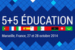 5+5 Éducation : discours d'ouverture de Najat Vallaud-Belkacem