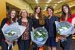 """""""Ma thèse en 180 secondes"""" : réception en l'honneur des lauréates"""