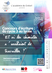 Concours écriture chimie cycle 3