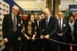 Inauguration du salon européen de l'Education