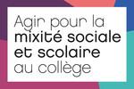Agir pour une mixité sociale et scolaire au collège