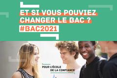 Bac 2021 : consultation en ligne auprès des lycéens