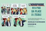 Campagne 2015-2016 lutte contre l'homophobie