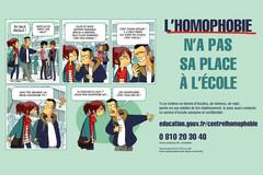 Journée mondiale de lutte contre l'homophobie : le ministère mobilisé contre les violences et les discriminations