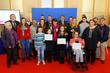 Les lauréats du prix des droits de l'Homme - René Cassin 2014 récompensés