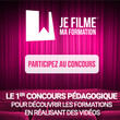 Concours « Je filme ma formation »