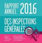 Rapport annuel des inspections générales 2016. Territoires éducatifs : état des lieux et perspectives