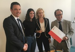 Signature d'une convention avec Sciences Po Bordeaux