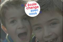 L'École change avec vous