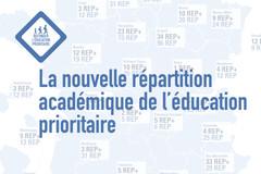 La nouvelle répartition académique de l'éducation prioritaire