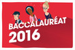 Baccalauréat session 2016