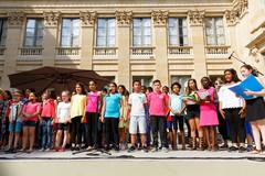 Fête de la musique 2017 : un concert donné par des élèves au ministère
