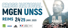 Cross National MGEN UNSS à Reims