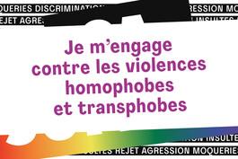 Lutter contre l'homophobie et la transphobie à l'École