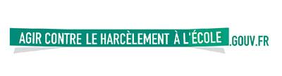 bannière du site www.agircontreleharcelementalecole.gouv.fr