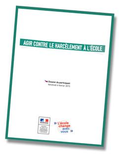 Couv DP Agir contre le harcèlement