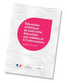 Couv DP éducation artistique et culturelle