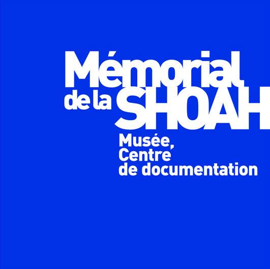 Logo Mémorial de la Shoah