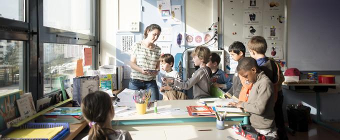 Vous souhaitez devenir professeur des écoles ?