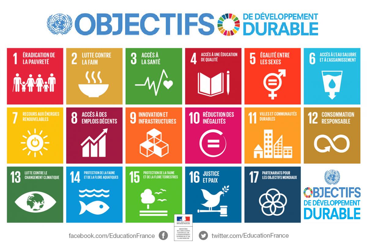 Journée européene développement durable 2017