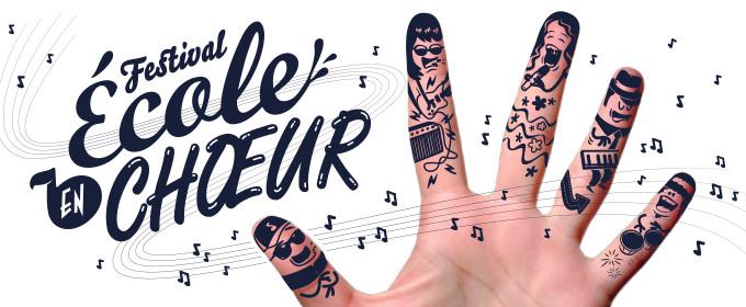 Participez au Festival École en chœur