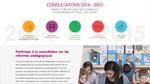 Consultation sur les programmes de l'école élémentaire et du collège