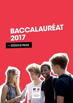 Dossier de presse baccalauréat 2017