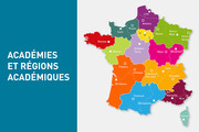 Académies et régions académiques - image remontée