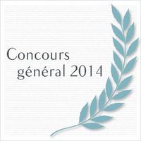 Visuel Concours général 2014