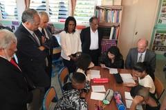 Déplacement La Réunion rentrée 2017