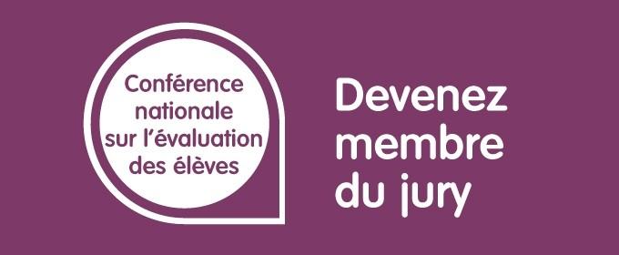 Conférence sur l'évaluation des élèves : devenez membre du jury
