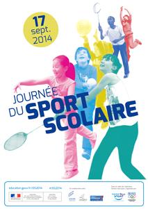 Journées sport scolaire 2014 B