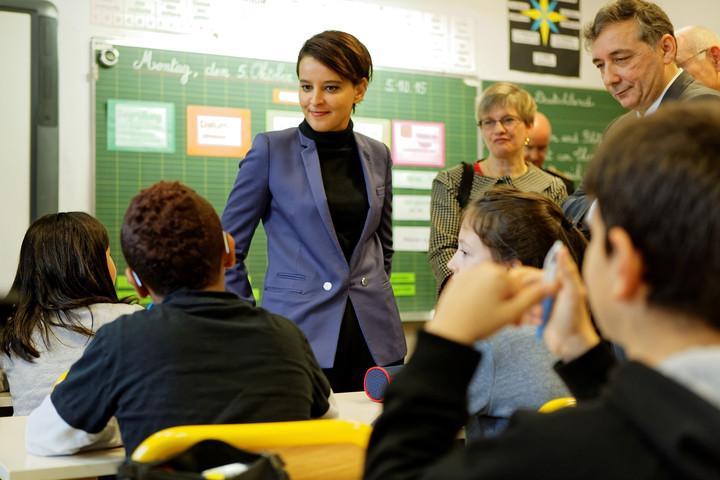 Apprentissage de l'allemand: de nouveaux moyens et des objectifs chiffrés