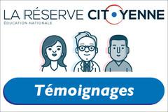 Réserve citoyenne : témoignages