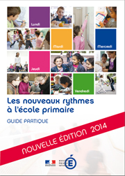 Guide pratique - Les nouveaux rythmes à l'école primaire
