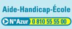 Aide Handicap Ecole 0810 55 55 00
