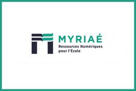 Découvrez Myriaé, le portail de présentation et de recherche de ressources numériques pour l'École