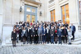 Jean-Michel Blanquer a réuni le Conseil national de la vie lycéenne