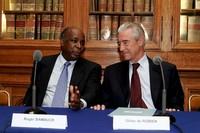 Roger Bambuck, ancien ministre de l'éducation et inspecteur général de l'éducation animera le groupe de travail sur