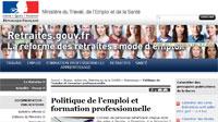 Nouvelle fenêtre vers Politique de l'emploi et formation professionnelle