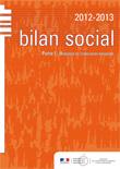 Bilan social 2012-2013 – Partie 1. Enseignement scolaire