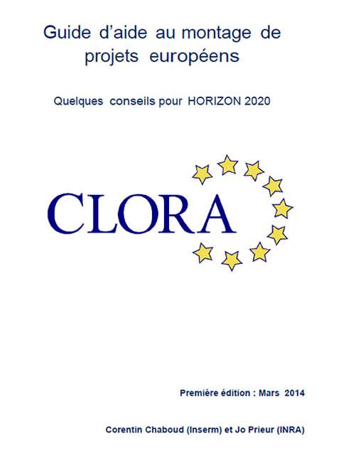 Couverture guide du CLORA