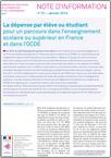 Journée Défense et Citoyenneté 2013 : des difficultés en lecture pour un jeune Français sur dix