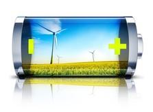 Pile énergie renouvelable