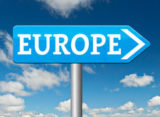 Route vers l'Europe